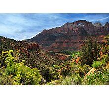 Scenic Landscape Photographic Print