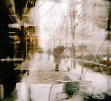 sadness of empty carts by stefanie le pape