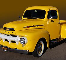 1952 Ford F1 by WildBillPho