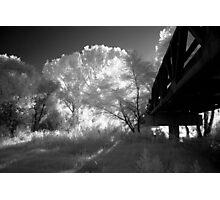 San Pedro Bridge Photographic Print