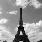 Eiffel Tower by KatRB