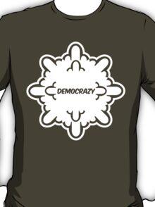 democrazy 2010 - promotional shirt - v1.0 invert T-Shirt
