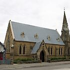 All Saints Church - Hobart Tasmania 1858 by PaulWJewell