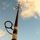 Skyfishing by Aaron Baker