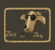 Zen Dog by Tom Godfrey