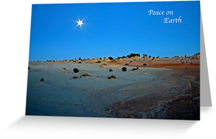 Peace on Earth by Robert Elliott