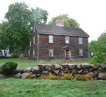 John Adams's birthplace, Quincy, Massachusetts by nealbarnett