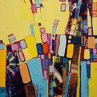 City life II. by Miroslava Balazova