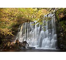 Scale Haw Falls - Hebden Photographic Print