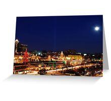 Kansas City Plaza Greeting Card