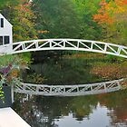 Bridge, Sommesville, Maine by fauselr