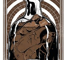Bleeding Heart Tequila by ccourts86