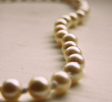 pearls.. by Elly rose Page