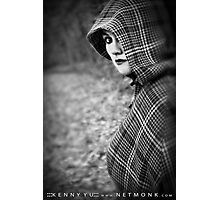 :::Cloak::: Photographic Print