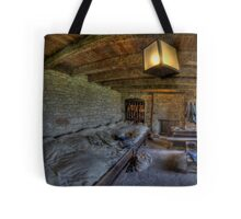 Sleeping Quarters Tote Bag