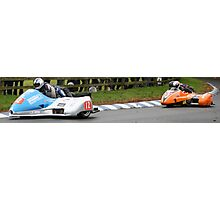 Sidecars Photographic Print