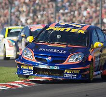 BTCC Andrew Jordan @ Paddock Hill by Mark Greenwood