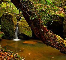 Misc Waterfall #1 by VanceRoyce