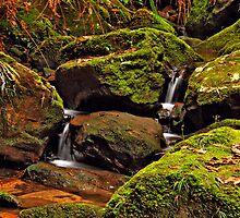 Misc Waterfall #2 by VanceRoyce