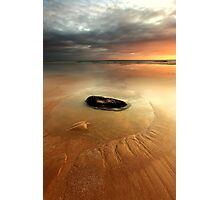 no man is an island.... Photographic Print
