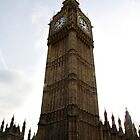 Big Ben by Stefan D