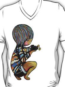 Smile baby macro photography T-Shirt