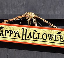 Happy Halloween! by Gayle Dolinger