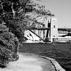 Harbour Walk - Sydney Harbour by danjc7