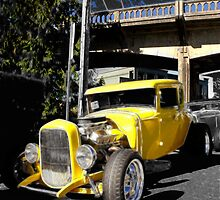 33 ford coupe by Brandon Taylor