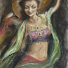 'Spirit Dance' the Celebration of life energy by lizzyforrester