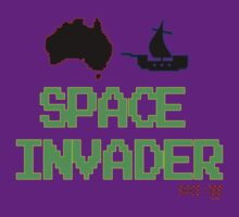 Space Invader since 1788 [-0-] by KISSmyBLAKarts