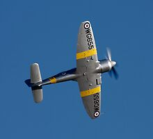 Hawker Sea Fury by PhilEAF92