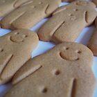 Gingerbread Men by rualexa