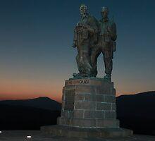 Commando War Memorial by Alexander Mcrobbie-Munro