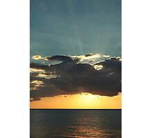 Shining With Love Photographic Print