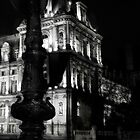 Hotel de ville - the dark side by Sonia de Macedo-Stewart