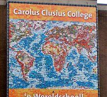 Unique Postcard Mosaic by patjila