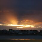 sunset from Margate harbour 08 by linzi200