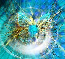 Love is like a butterfly by haya1812