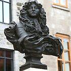 Louis XIV Statue by Laurel Talabere