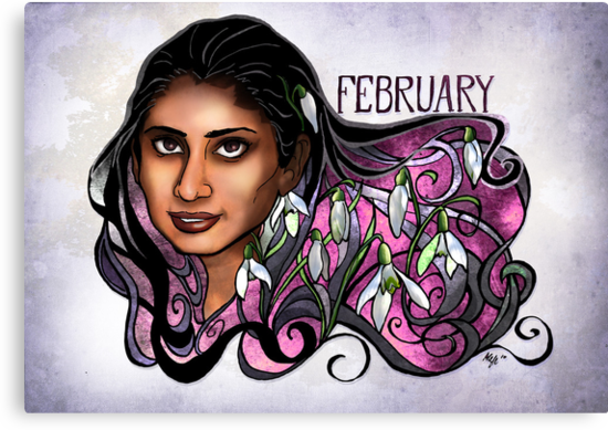 Sana of February by AlexKujawa