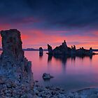 Mono Lake Sunrise by Chris Morrison