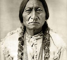 Sitting Bull by VintagePhotos