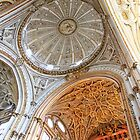 Córdoba Cathedral Dome by terezadelpilar~ art & architecture