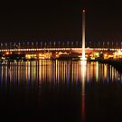 Bolte Bridge | Melbourne by Anthony Hennessy