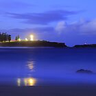 Kiama lighthouse by Michael  Keene