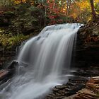 Shawnee Falls by Sharon Batdorf