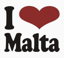 I <3 Malta by fionavella