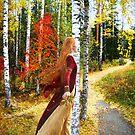 The queen of autumn by kindangel