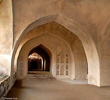 INSIDE GOLCONDA FORT by RakeshSyal
